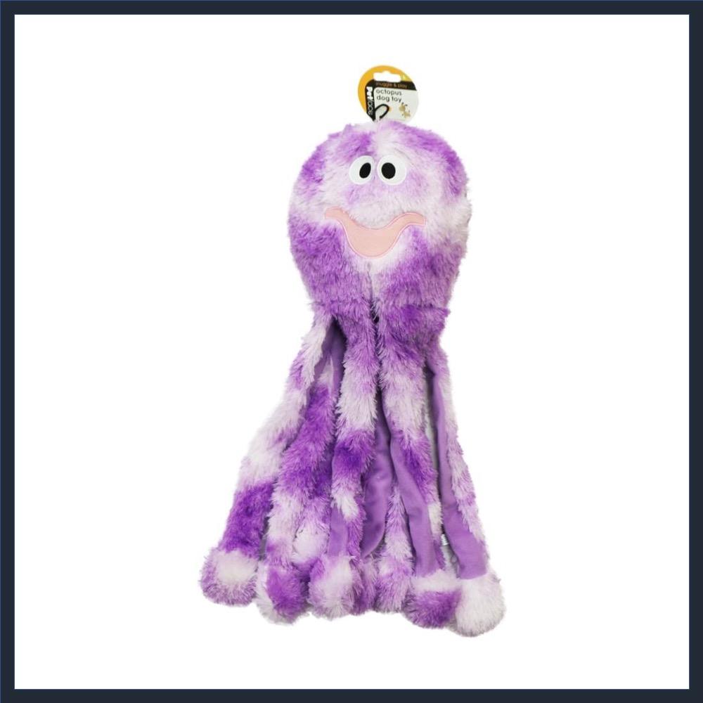 PETFACE Toy Octopus