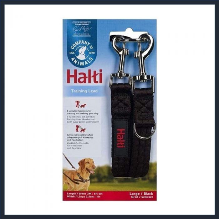 HALTI Double Ended Dog Training Lead