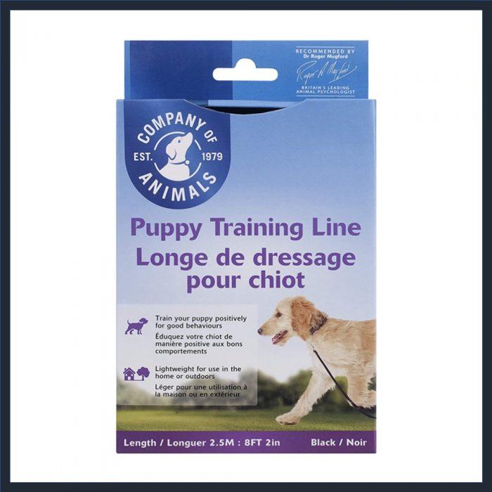 COMPANY OF ANIMALS Puppy Training Line