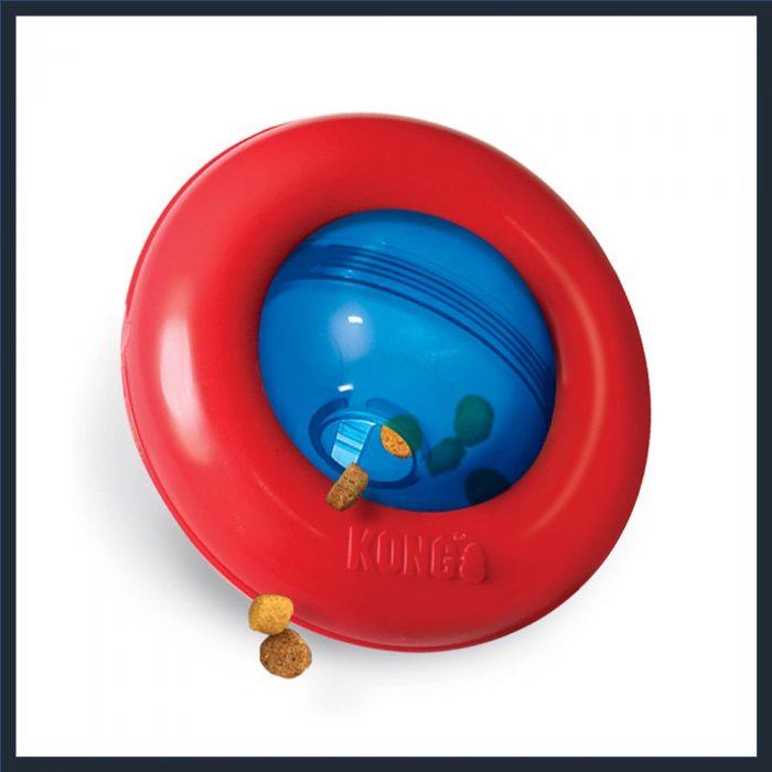 KONG Gyro Interactive Treat Dispensing Toy