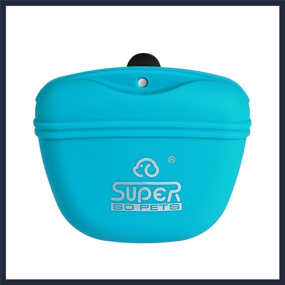 PETACC Silicone Treat Bag