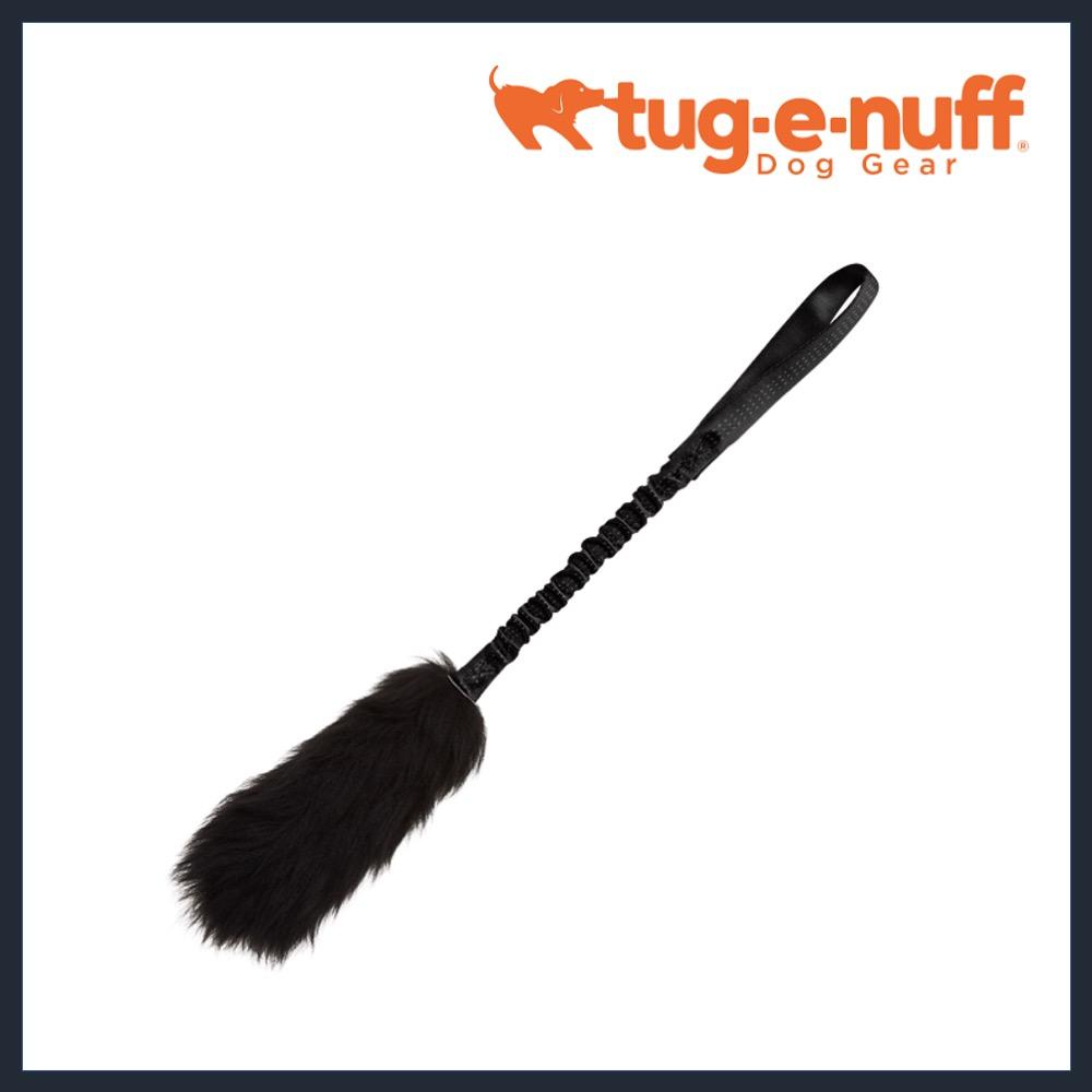 TUG-E-NUFF Sheepskin Bungee Tug