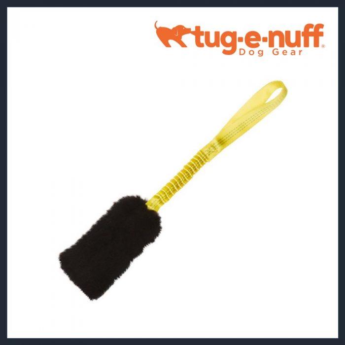 TUG-E-NUFF Little Tuggers – Sheepskin Bungee Tug