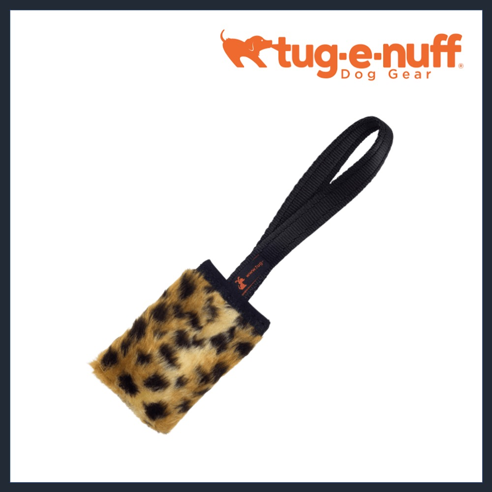 TUG-E-NUFF Faux Fur Pocket Squeaker