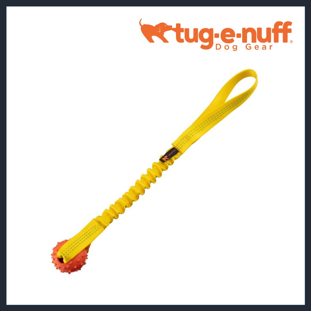 TUG-E-NUFF Pimple Ball Bungee